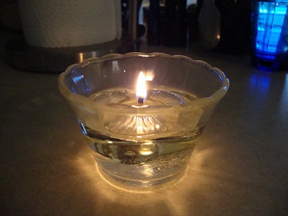 Safer Emergency Candles By Kevin's Kandles