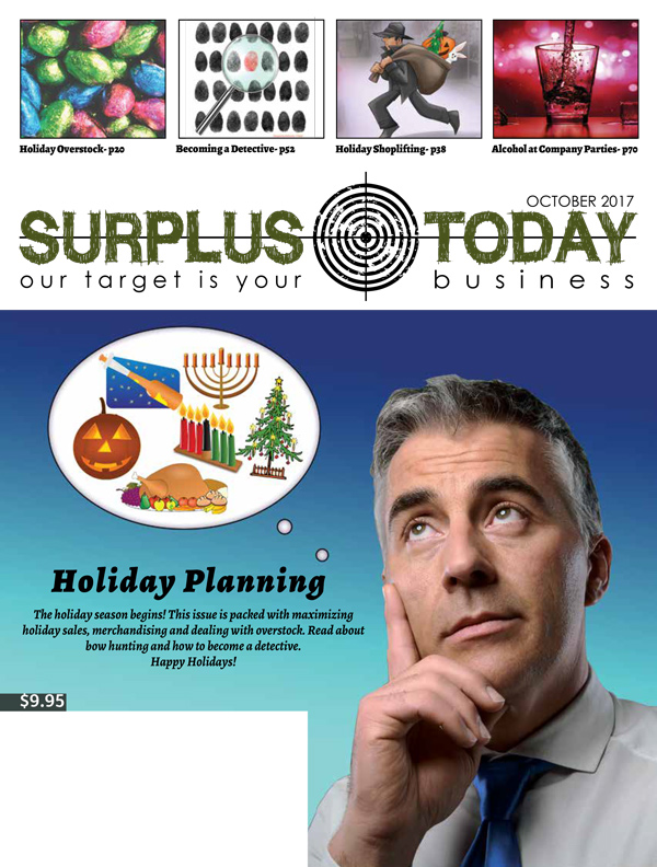 October Surplus Today Cover
